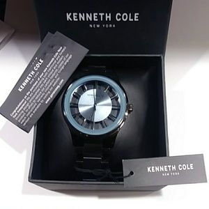 Kenneth Cole Men's Watch NIB Stainless Steel